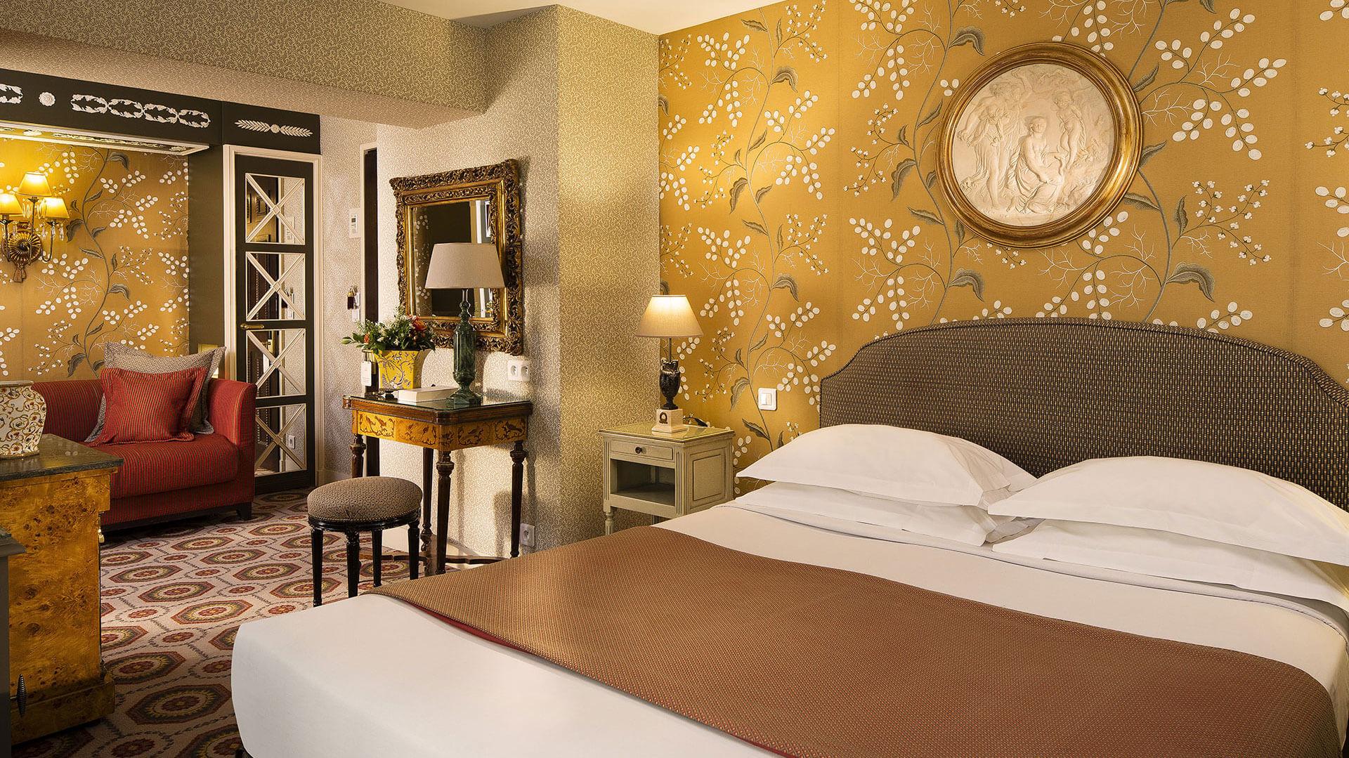 Paris hotel des grands hommes star hotel saint germain